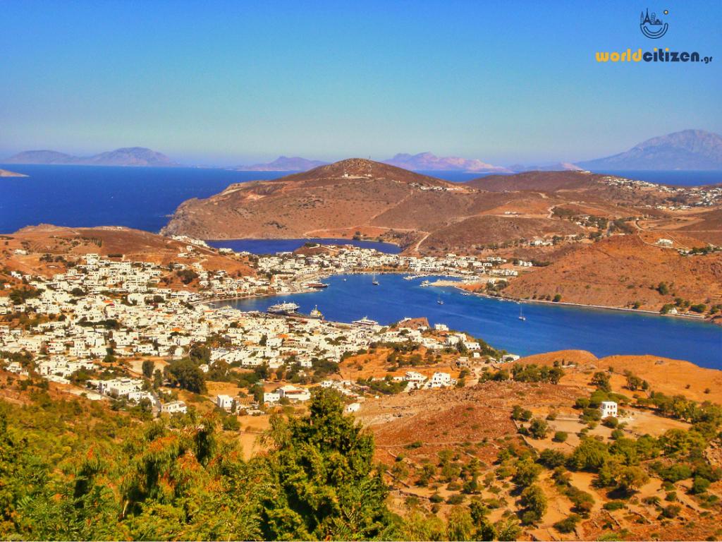 Πάτμος, Δωδεκάνησα, Ελλάδα, ταξιδιωτικός οδηγός, ακτοπλοϊκά εισιτήρια, ξενοδοχεία, ενοικιάσεις αυτοκινήτων.