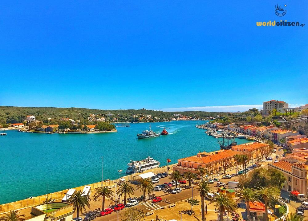 Menorca.