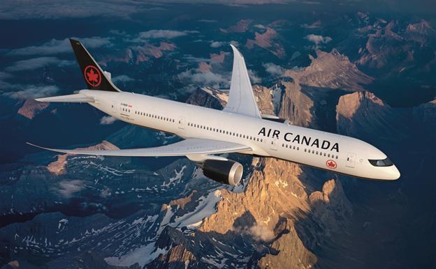 Air Canada αεροπορικά εισιτήρια κρατήσεις.