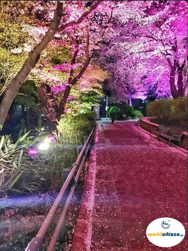 Πάρκο ΜακΆρθουρ, Ίντσεον, Νότια Κορέα - MacArthur park, Incheon, South Korea
