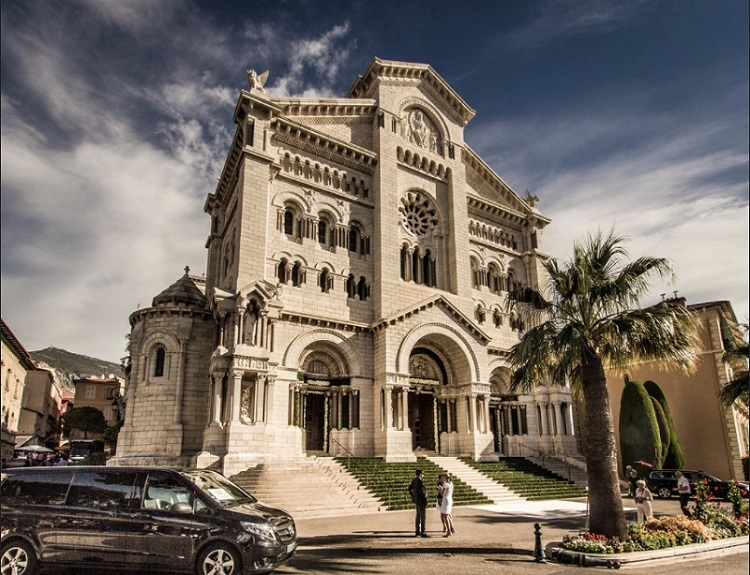 Καθεδρικός του Αγίου Νικολάου στο Μονακό - Saint Nicholas cathedral de Monaco.