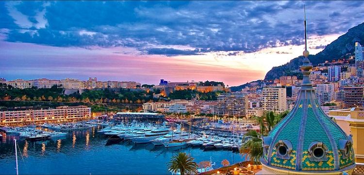 Λιμάνι του Μονακό (Το λιμάνι της Κονταμίνης) - Port de Monaco (Port de la Condamine).