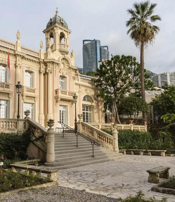 Νέο Εθνικό Μουσείο του Μονακό - Nouveau Musée National de Monaco.