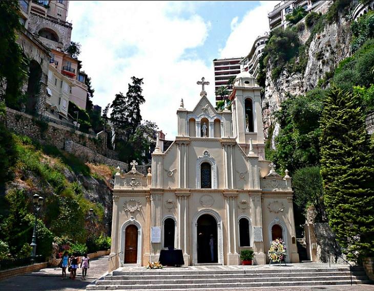 Παρεκκλήσι Sainte-Dévote στο Μονακό.