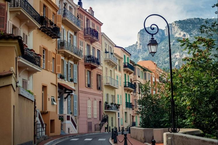 Monaco Ville.