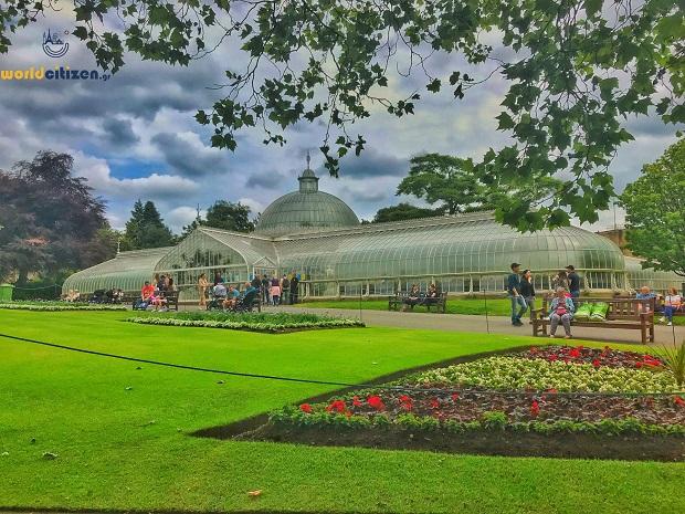 Glasgow Botanical Gardens ~ Βοτανικός Κήπος της Γλασκώβης.