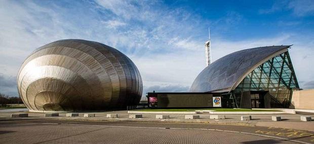 Glasgow Science Centre - Κέντρο Επιστήμης Γλασκώβης.