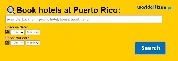 worldcitizen.gr Book hotels at Puerto Rico